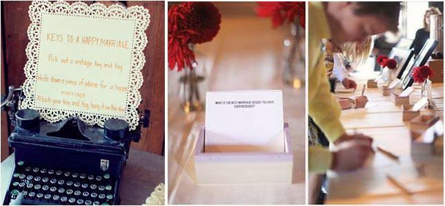 讓你的婚禮更具個性