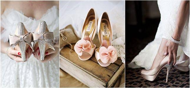 新娘的完美婚鞋選擇