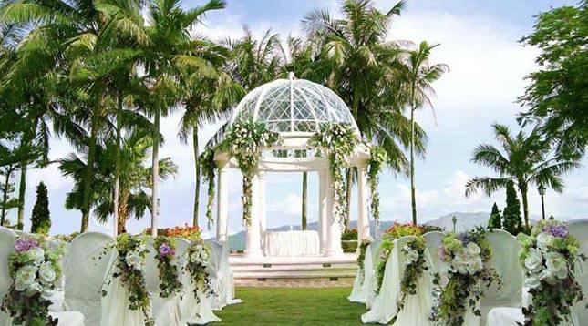 戶外婚禮的基本要素