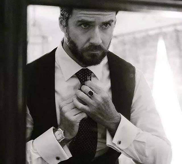 這樣的成熟紳士才讓人著迷