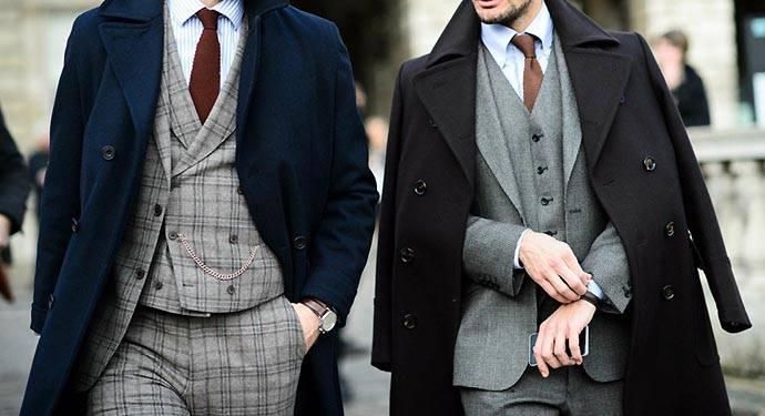 穿對西裝‧彰顯品味-力群西服