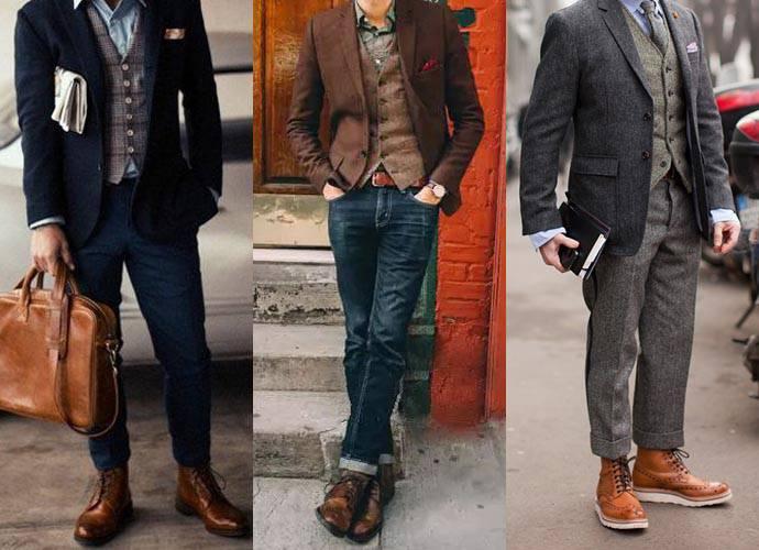 紳士背心換季怎麼穿-力群西服