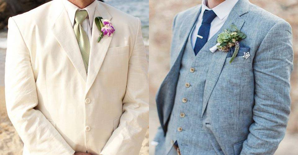 新郎和老爸如何穿才正確-力群西服