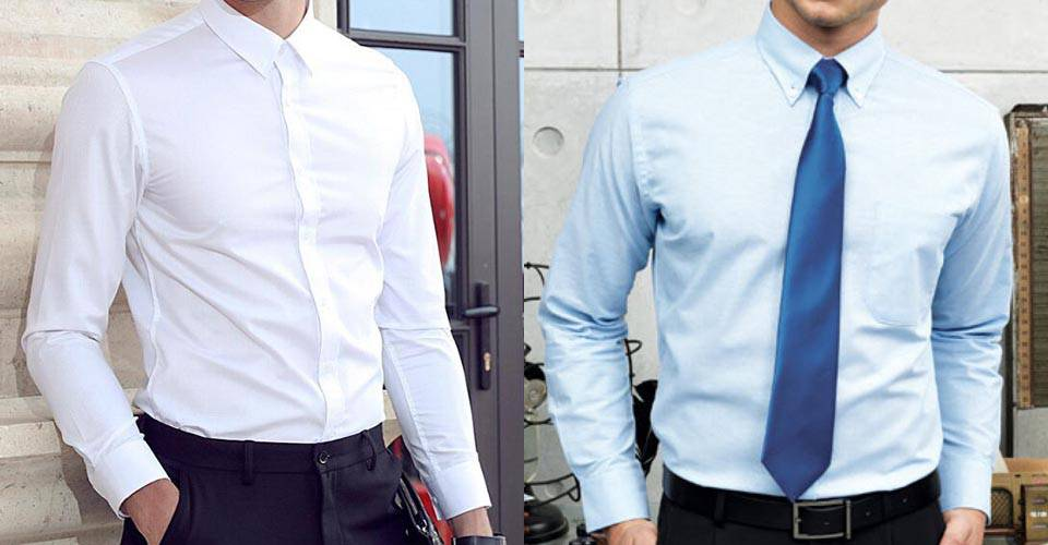 男士襯衫訂製/紳士襯衫訂做 - 力群西服