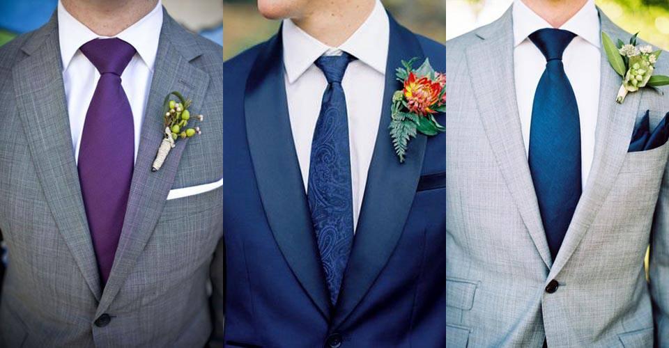 男士領帶/紳士領帶 - 力群西服