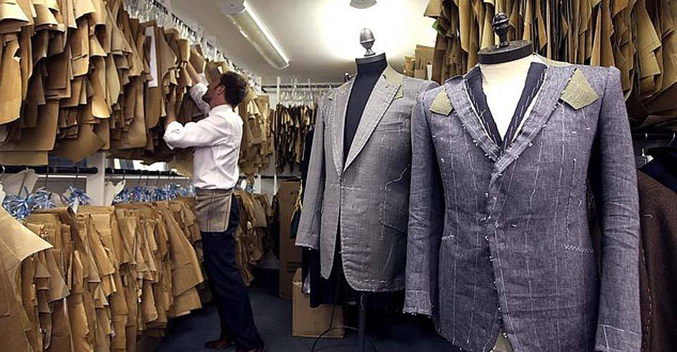 手工訂製西裝貴的價值-力群西服