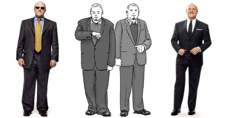 拒絕中年油膩,要當品味紳士-力群西服
