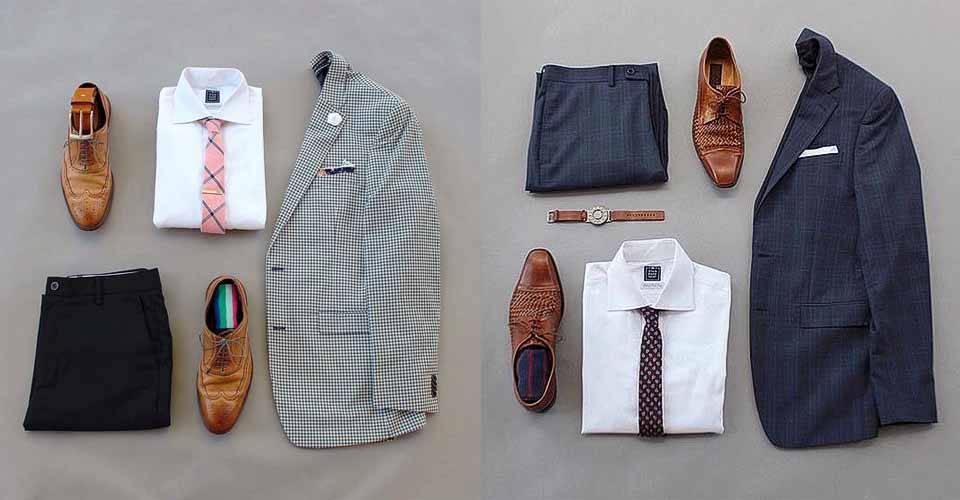 休閒西服和正式西服的分別-力群西服