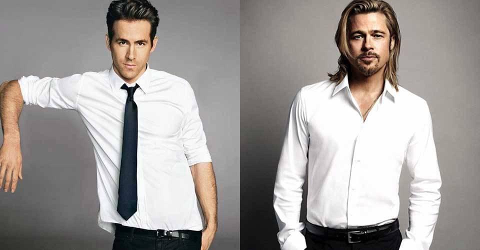 男士襯衫的選購和搭配-力群西服
